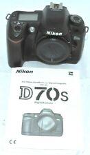 Nikon D70S Gehäuse Body