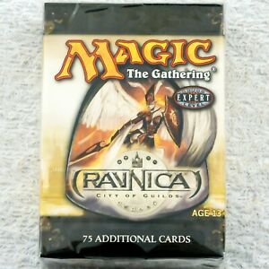 MTG: RAVNICA City of Guilds Sealed Tournament Pack from Box - Magic - English