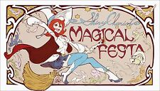 """Little Witch Academia Japan Anime Art Silk Wall Poster size 12x21"""" LWA19"""