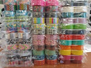 You Pick Printed & Pattern Duck Brand Duct Tape Rolls - New Retired Color Craft