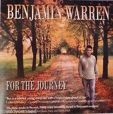 Benjamin Warren - For The Journey (CD 2005) New Age Piano Music Near MINT 10/10