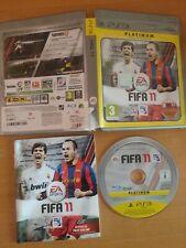 FIFA 11 Sports juego original play3 play station 3