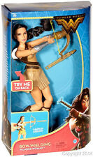 "2017 DC Wonder Woman Movie 12"" Doll Series Bow-Wielding Wonder Woman NEW!"