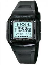 Casio Herren Armbanduhr DB-36 Herrenuhr Digital Retro Uhr Herrenuhren Schwarz