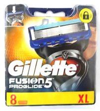 2x Gillette Fusion5 Proglide Rasierklingen