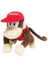 """SAN-EI 1587 Diddy Kong 8"""" BRAND NEW WITH TAGS"""