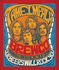 TAME IMPALA POSTER 1 - A3 SIZE 297x420mm - FAST SHIPPING FROM UK