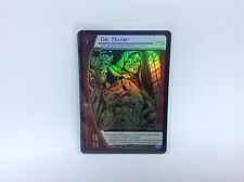 Marvel VS System Dr. Doom MFF-015 x1 Rare foil starter unplayed 2005