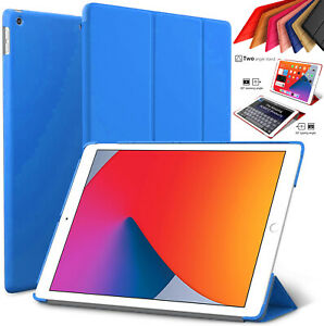"""Leather Stand Smart Case Cover For Apple iPad 10.2"""" 8TH,7TH Generation 2020-19"""