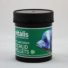 Cichlid Pallets 120G S + Vitalis For Herbivorous Cichlid Africa 6,63 €/ 100 g