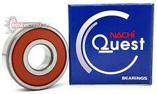 6201-2NSE9 C3 NACHI bearing 6201-2NSE seals 6201-2RS bearings 6201 RS Japan