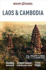 Insight Guides Laos & Cambodia by Insight Guides (Paperback, 2017)