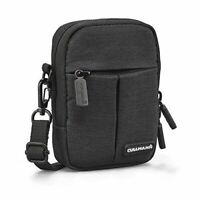 Cullmann MALAGA 200 Compact Camera Case in Black #19754 (UK Stock) BNIP