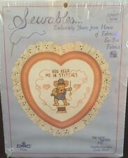 You Keep me in Stitches-Counted Cross Stitch Kit-from Sewables.-NEW