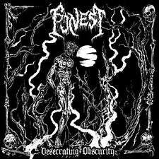 FUNEST - Desecrating Obscurity LP (black) Epitaph Excruciate Demigod Dismember