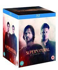 Supernatural - Complete Seasons 1-10 (Blu-ray) NEW!! Season 1 2 3 4 5 6 7 8 9 10