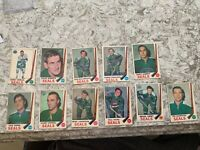 1969-70 OPC Lot Of 10 cards Pittsburgh Penguins