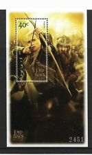 New Zealand:2003:LOTR-Return of the King 40c-No.2451.M/S.MNH