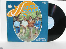 Heavenbound Thinkin' 'Bout Home vinyl Lp Wind Chime Wc 5001 southern gospel Mint