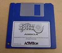 Commodore Amiga Spiel - Bush Buck ( Bushbuck Activision ) Disc Diskette 3,5''