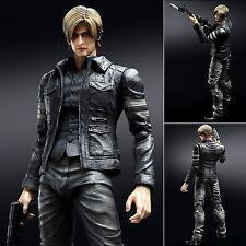 Square Enix Resident Evil 6 biohazard Play Arts Kai Leon S Kennedy Genuine