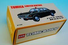 TOMICA SHOP TOMICA LIMITED VINTAGE Toyopet Crown Unmarked Patrol Car 1/64 New!