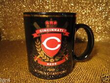Cincinnati Reds 1990 World Series Champions Coffee Mug