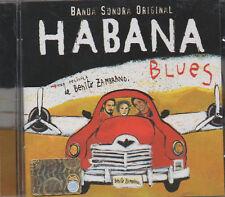 HABANA BLUES colonna sonora OST CD Tribal Anais Abreu Escape Cuba Libre