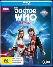 Doctor Who Shada BD BLURAY 2017 Region DVD