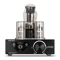 Nobsound HiFi Class A Vacuum Tube Headphone Amplifier Best Stereo Audio Preamp