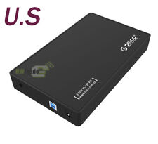 "ORICO 3.5"" External HDD Hard Drive Enclosure SATA To USB 3.0 3588US3 for MAC 8TB"