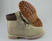 """Men's TIMBERLAND 'Premium' 6"""" Waterproof Boots Size US 10.5 - D"""