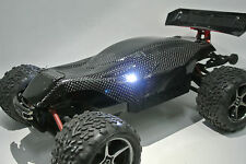 TRAXXAS 1/16 E-REVO  CONCEPT BUGGYCARBON FIBER BODY  WITH OPT. LED LIGHT
