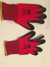 Safety Work Gloves Large NorthflexRed NF11, NEW - 1 Pair