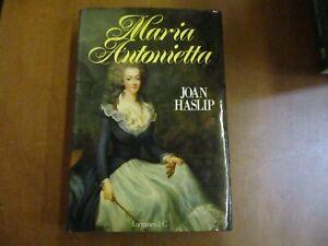JOAN HASLIO- MARIA ANTONIETTA-LONGANESI 1989