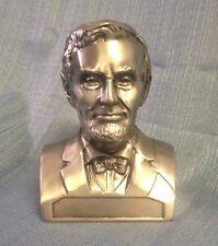 Super Rare Banthrico (no Name) Abe Lincoln Coin Bank