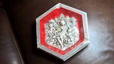 Vintage Ashtray Sesto Fiorentino Ceramics BARDAZZI  Made in Italy
