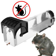 Humane Mouse Trap Animals Catch Plastic Box Living Room Mousetrap Catching Cage