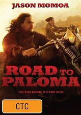 Road to Paloma  - DVD - EX RENTAL R4 NOTE DISC ONLY I CAN POST 4 DISCS FOR $1.40