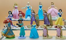 Disney Lot of 14 Princess Figures--Cake Toppers & Toys