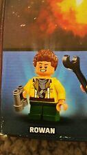 "LEGO STAR WARS FREEMAKERS ""ROWAN"" MINIFIGURE NEW FROM STAR SCAVENGER SET 75147"