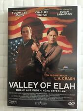 VaIley of Elch  Tommy Lee Jones   Charlize Theron  DVD sehr Gut