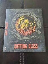 Cutting Class Slipcover ONLY LE OOP  Vinegar Syndrome