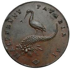 Birmingham (Warwickshire) Conder Halfpenny Token 1793 AU Mining & Copper Company
