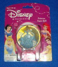 Disney Princess Super Ball Cinderella by Basic Fun MOC Retired