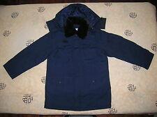 07's series China PLA Navy Winter Combat Cotton Overcoat Uniform