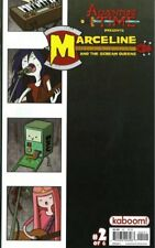 ADVENTURE TIME MARCELINE AND THE SCREAM QUEENS #2 COVER A BOOM! STUDIOS 2012