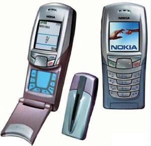 Original Nokia 6108 Radio Unlocked Mobile phone 2G GSM GSM 900 / 1800 / 1900