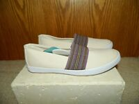 "LAMO Canvas Beige Shoes sz. 7 ""New"""