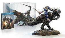 Transformers: Age of Extinction - Limited Gift Set (Blu-ray) Grimlock Optimus